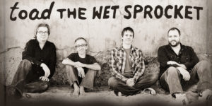 Toad the Wet Sprocket With LJ3
