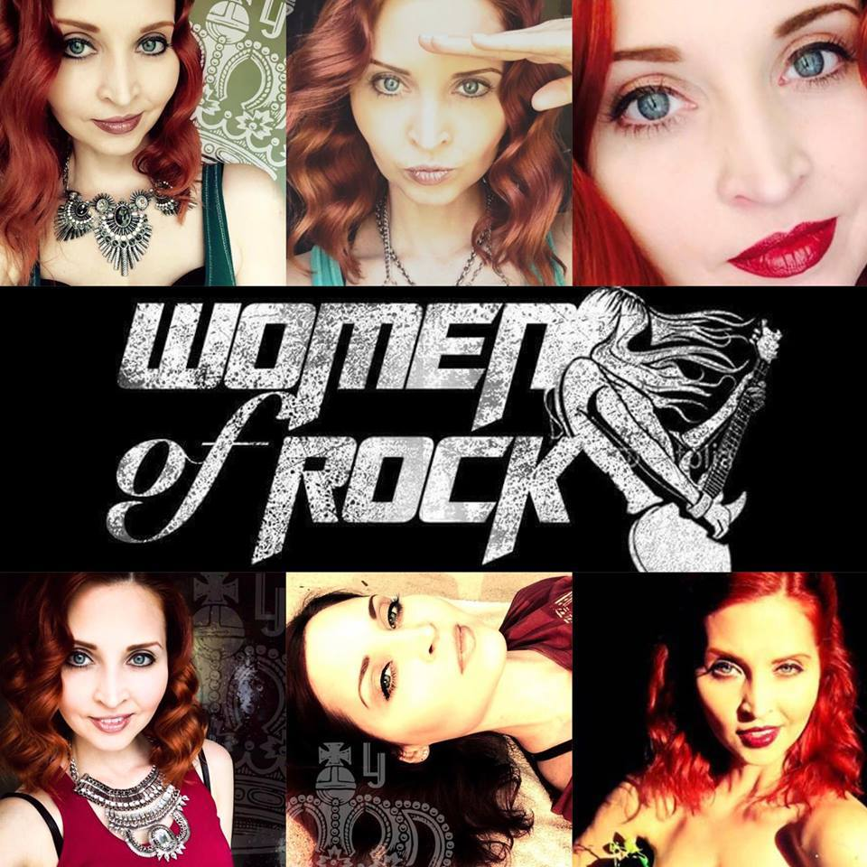 Lauren Jordan in Women of Rock