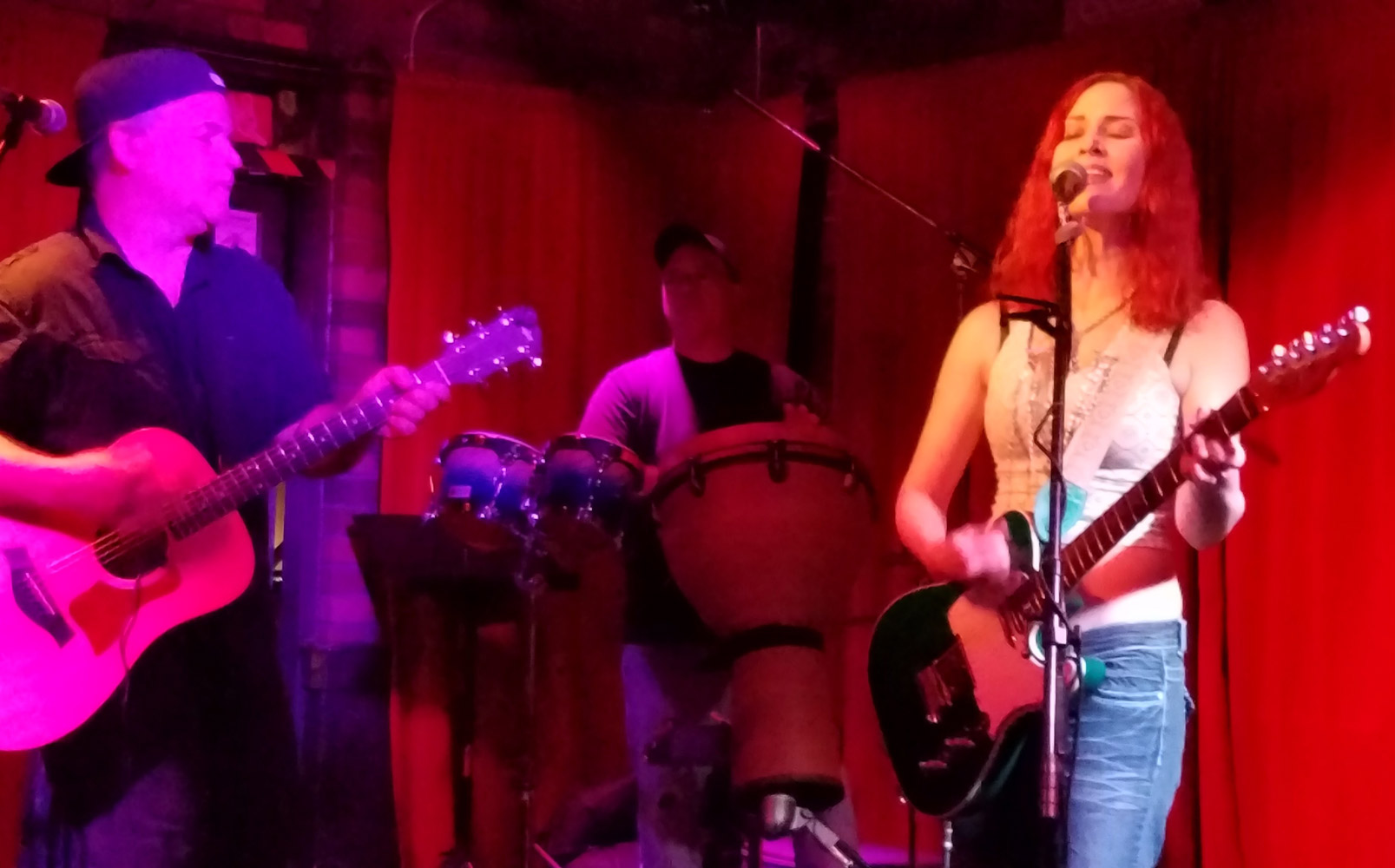 Lauren Jordan LJ3 Tin Roof Live
