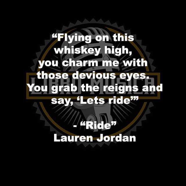 Libro Musica The Ride Quote